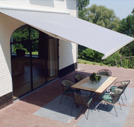 Exterior Blinds & Awnings